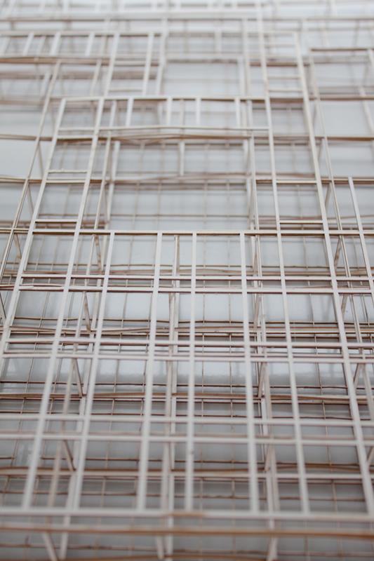 Zentralpavillon in den Giardini, 40.000 Stunden Arbeit, Foto: David Kasparek