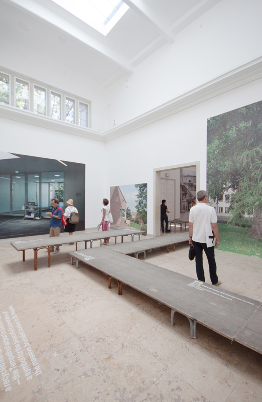 Deutscher Pavillon, Giardini, Foto: David Kasparek