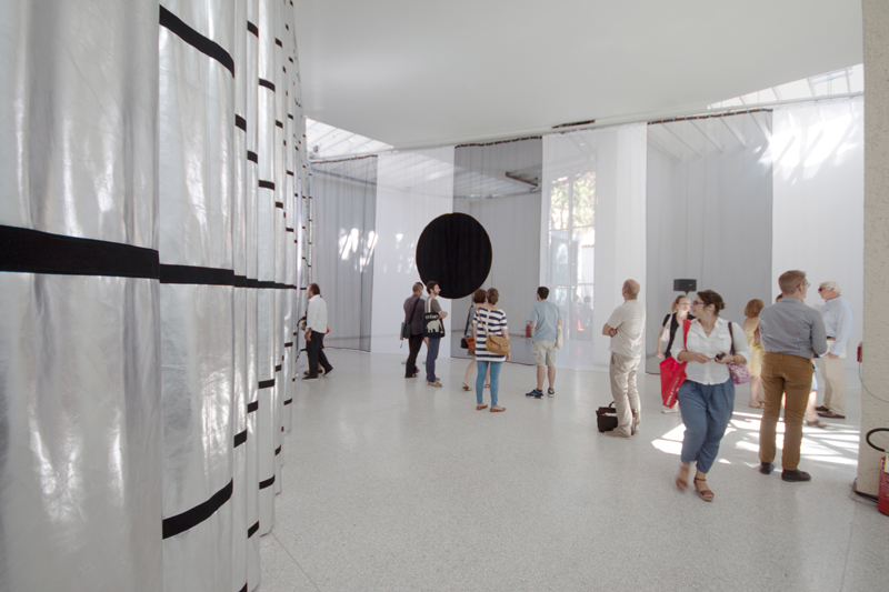 Niederländischer Pavillon, Giardini, Foto: David Kasparek