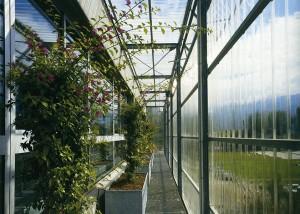 Lacaton & Vassal, Institutsgebäude für Kunstgeschichte und Geisteswissenschaften, Pufferzone, Grenoble, Frankreich 1994 – 1996