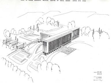 20130109_AKG_Kopp+Gielen Architekten BDA_Duke of Harar Memorial Medical Centre_Addis Abeba_1960