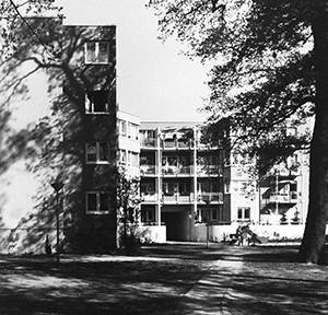 AGB, Wohnanlage Riedpark, Frankfurt am Main 1985