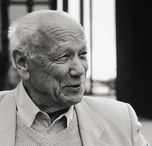 Henning Larsen, 1925-2013; Foto: Henning Larsen Architects