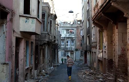 Tarlabaşı-Viertel in Istanbul, Foto: Jonathan Lewis