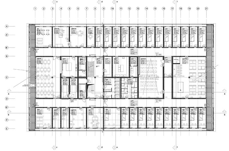 Iowa State Building Blueprints
