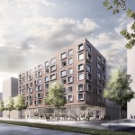 bof architekten, GreenBeltBrick, Hamburg 2012–2014