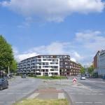 bof architekten, Jessenquartier, Hamburg 2008–2012, Rendering