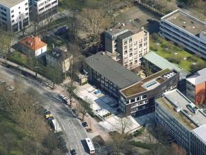 bof architekten, Max-Planck-Institut für Privatrecht, Hamburg 2006; Foto: bof