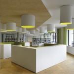bof architekten, Bildungszentrum Tor zur Welt, Hamburg 2008–2013; Foto: Hagen Stier