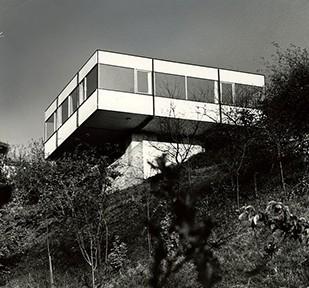 Zeilhofer_eigenes Wohnhaus, Foto: Berlinger11