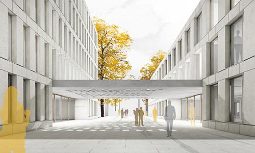 Schwaben in berlin bda der architekt - Bekannte architekten ...