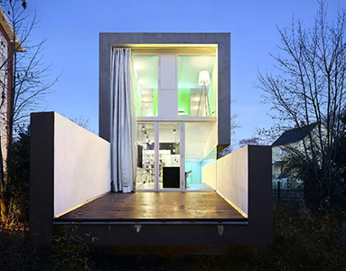 gro und klein bda der architekt. Black Bedroom Furniture Sets. Home Design Ideas