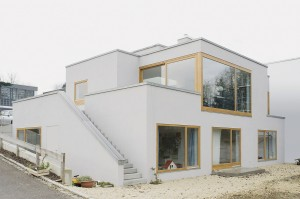 nbundm* architekten, Haus WNL, Eichstätt 2007–2008, Foto: Henning Koepke