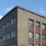 Hans Poelzig, Haus des Rundfunks, Berlin 1927-1931, Fassadensanierung: Bräunlin + Kolb Architekten Ingenieure, 2010-2013, Foto: Bräunlin + Kolb