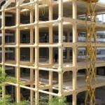 Shigeru Ban, Tamedia Building, Zürich, Schweiz 2013, Foto: Shigeru Ban Architects Europe