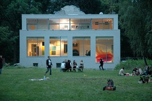 zanderrotharchitekten, Haus Hecken, Biesenthal, 2004–2005, Foto: zanderroth