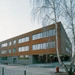 zanderrotharchitekten, ill, Grundschule, Sanierung und Erweiterung, Schulzendorf 2005–2007, Foto: Andrea Kroth