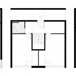 zanderrotharchitekten, ze5, Baugemeinschaft, Berlin 2008–2010, Grundriss Penthouse