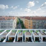 zanderrotharchitekten, ze5, Baugemeinschaft, Berlin 2008–2010, Foto: Simon Menges