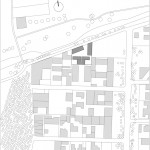 nic 14-2_KNOWSPACE, Atelier-Häuser, Songzhuang, China 2011 – 2013, Lageplan