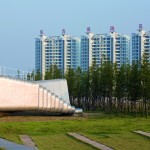 KNOWSPACE, Multimedia-Pavillon, Jinhua Architecture Park, Jinhua, China 2004 – 2007, Foto: KNOWSPACE