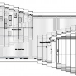 nic 14-2_KNOWSPACE, Multimedia-Pavillon, Jinhua Architecture Park, Jinhua, China 2004 – 2007, Grundriss