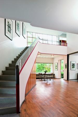 Perfekt Eingangsbereich Mit Blick Auf Essplatz Und OG, Foto: Stiftung Haus Schminke