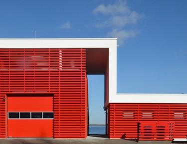 Wasserrettung, Klinkenbusch + Kunze - Architektur und Gestaltung, Dresden, Foto Rolf Klinkenbusch