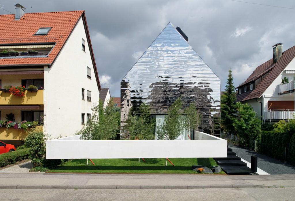 bernd zimmermann architekten wohnhaus wz2 ludwigsburg foto valentin wormbs bda der architekt. Black Bedroom Furniture Sets. Home Design Ideas