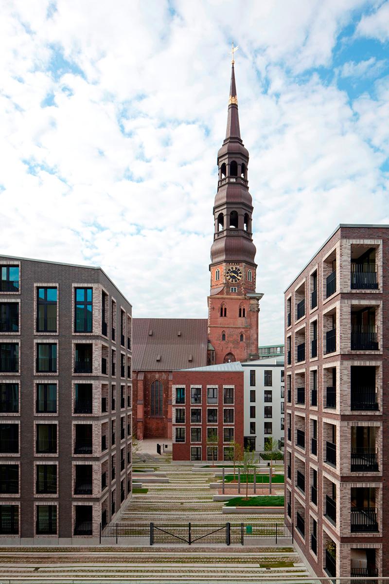 Bda hh publikums architektur preis katharinenquartier foto oliver heissner bda der architekt - Architektur hamburg ...