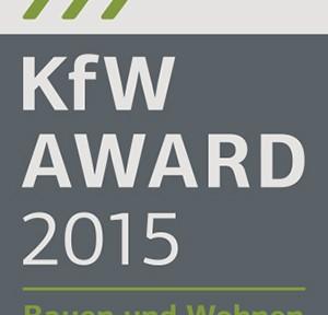 KfW-Award 2015, Logo