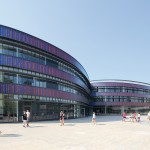 Hascher Jehle, Neues Gymnasium, Bochum 2011–2013, Foto: Maximilian Meisse