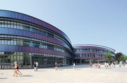 kr 15-1_HASCHER JEHLE Architektur_Neuen Gymnasium Bochum_Teaser_02_Foto Maximilian Meisse