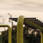 ANNABAU, Fitness-Parcours Stadtpark Norderstedt, 2013, Foto: ANNABAU