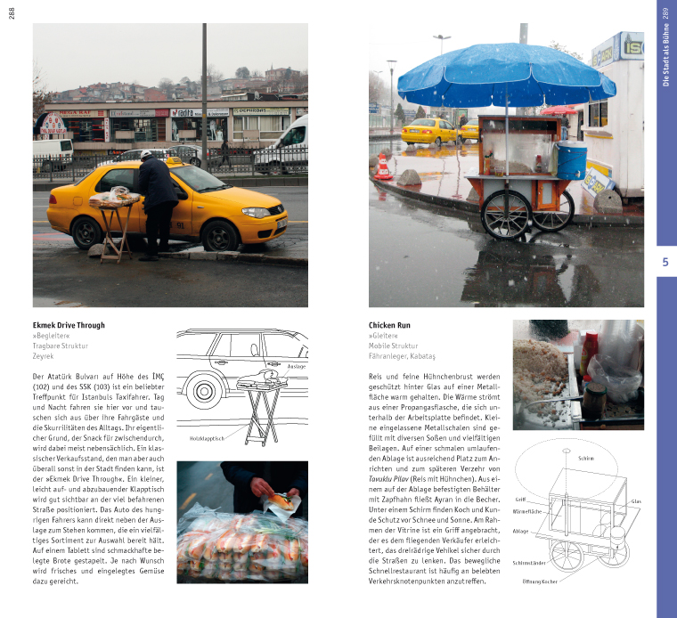 Istanbul, Architekturreiseführer, DOM publishers