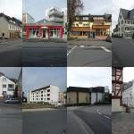 In der Darstellung der Medien bleiben fast alle Gebäude unberücksichtigt. Ausschnitt aus einer Dokumentarion Limburger Bauten, Foto: Christian Holl