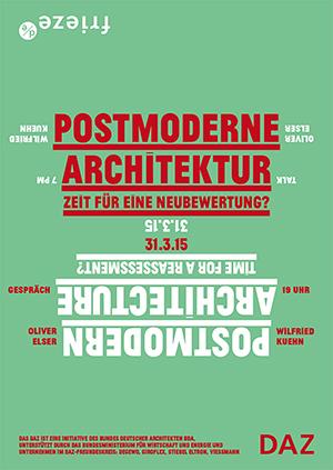 Neubewertung bda der architekt - Postmoderne architektur ...