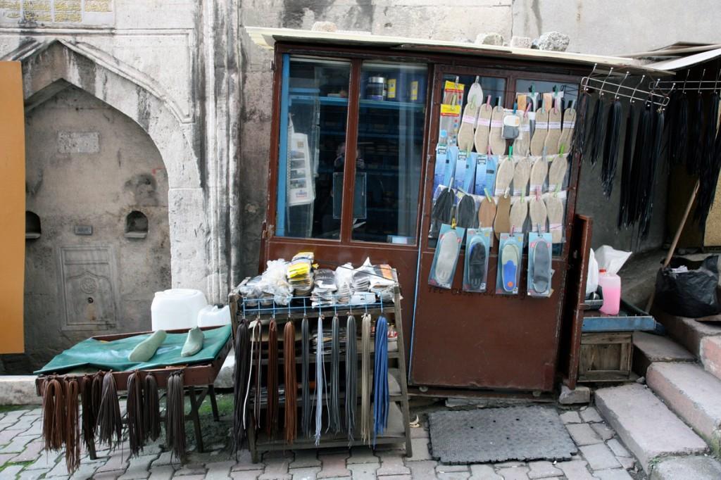 Istanbul, Architekturreiseführer, DOM publishers, Schuster, Foto: Hendrik Bohle und Jan Dimog