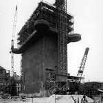 Flakturm Esterhazypark, 1944, Abb.: Unternehmensarchiv Bilfinger SE, Mannheim