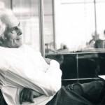 Frei Otto, Foto: Ingenhoven und Partner Architekten