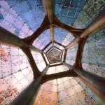 Frei Otto, Diplomatic Club, Zentrales Zelt, Riad, Saudi Arabien 1980, Foto: Atelier Frei Otto Warmbronn