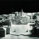 Hanns Dustmann, Neugestaltung des Heldenplatzes und des Rathausvorplatzes, Wien, 1942 , Abb.: Architekturzentrum Wien, Sammlung