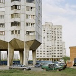 Sankt Petersburg, Russland 2009, Foto: Roman Bezjak, in: Roman Bezjak: Socialist Modernism, 2005–2010