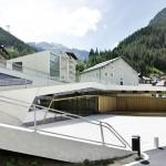 parc ZT, Kulturzentrum Ischgl, Tirol, Foto: Karl Heinz Bauherrin: Gemeinde Ischgl