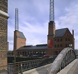 Kesselhaus, Speicherstadt, Hamburg, Foto: Klaus Frahm