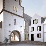 Steimle Architekten BDA, Wohnen am Klaustor, Waltershausen 2014–2016, Abb.: Steimle Architekten