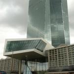 Coop Himmelb(l)au, Neubau der Europäischen Zentralbank, Frankfurt am Main 2003–2015, Foto: Andreas Denk