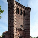 Maria-Magdalenen-Kirche | Church of St Mary Magdalene, Platanenstraße 20-21, Berlin (B), Felix Sturm, 1929-30