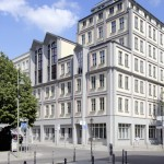 ADGB Haus, Hermann-Schlimme-Haus, Inselstraße, Wallstraße, Berlin (E), Franz Hoffmann, Max Taut, 1922–23