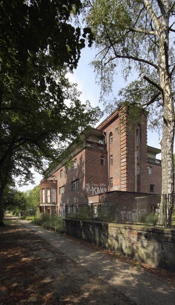 Bootshaus DANATbank, Regattastraße 277, Berlin (A), Otto Zbrzezny, 1929-30